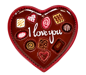 Dublin Valentine's Chocolate