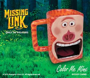 Dublin Mr. Link Mug
